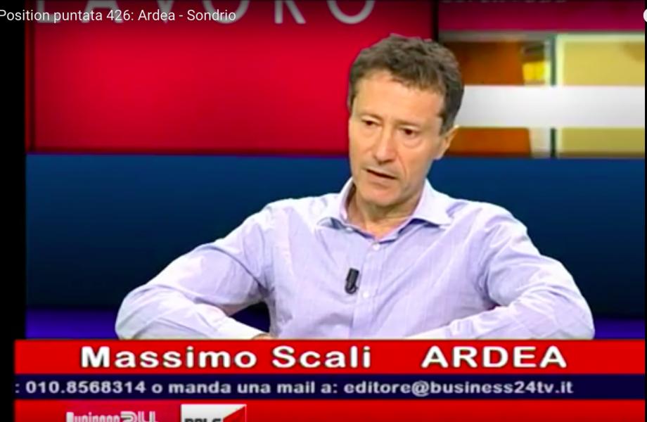 Ardea in tv: su Business24 si parla di noi!