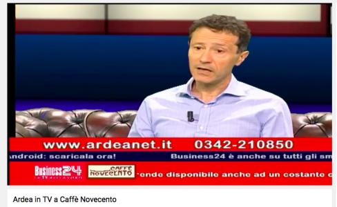Ardea in tv: parte seconda!