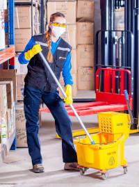 Aggiornamento per lavoratori (pulizie) Image